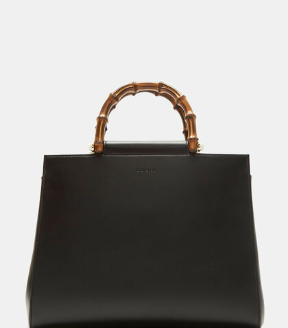 Nymphaea Medium Top Handle Bag by Gucci