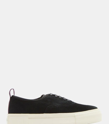 lncc mother suede sneakers