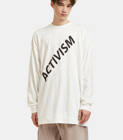 Oversized Activism T-Shirt by Von Sono
