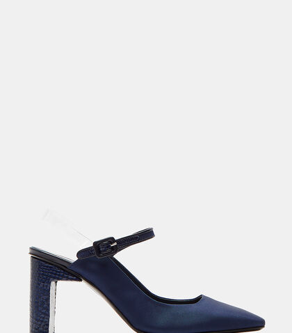 Lara Square Toed Pumps by Alyx