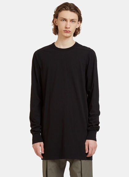 Buy Level Long Sleeved T-Shirt by Rick Owens men clothes online
