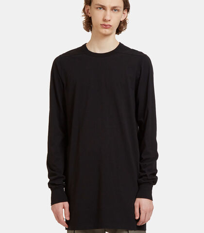 Level Long Sleeved T-Shirt by Rick Owens