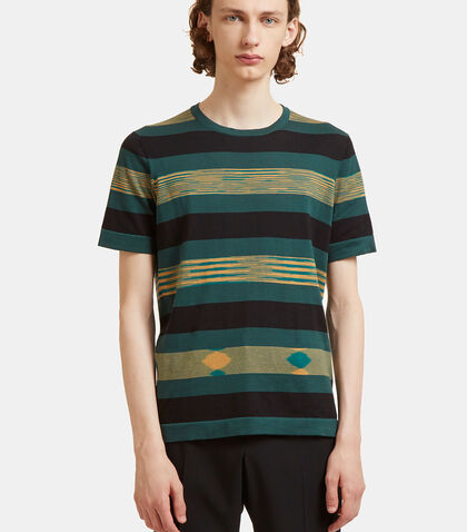 Block Striped T-Shirt by Missoni