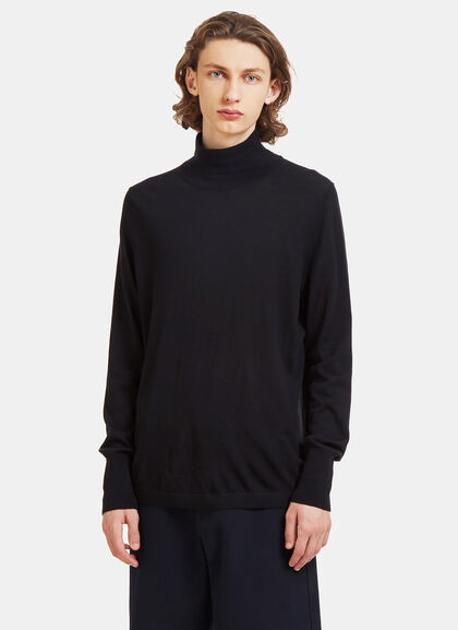 Buy Joakim Merino Wool Roll Neck Sweater by Acne Studios men clothes online