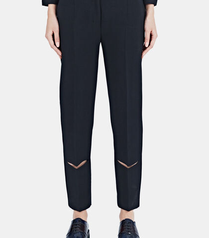 Straight Leg Pants by Agnona