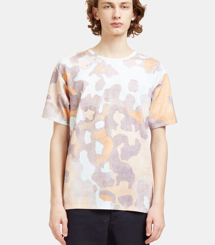 Niagara Faded Print T-Shirt by Acne Studios