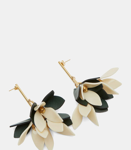 Flower Drop Earrings by Marni