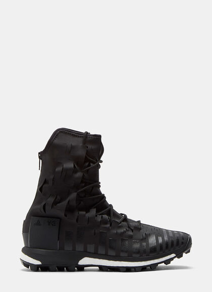 Buy Evasion High-Top Sneakers by Y-3 Sport men clothes online