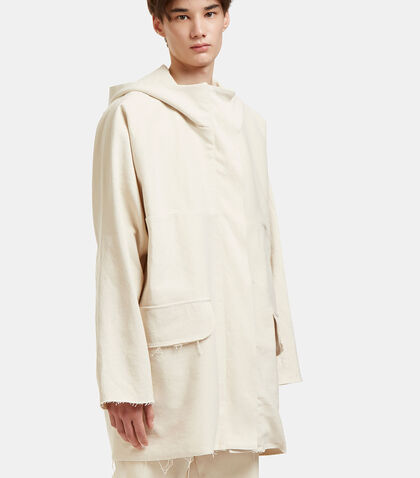 Oversized Army Coat by Camiel Fortgens