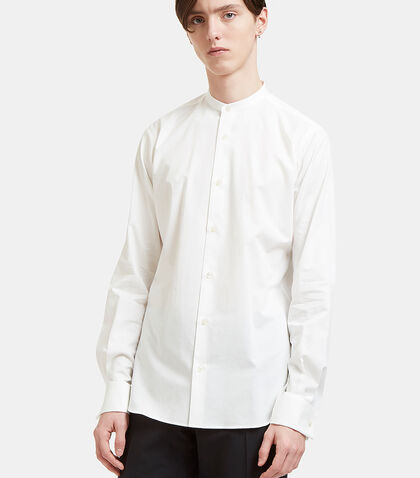 Band Collared Poplin Shirt by Stella McCartney