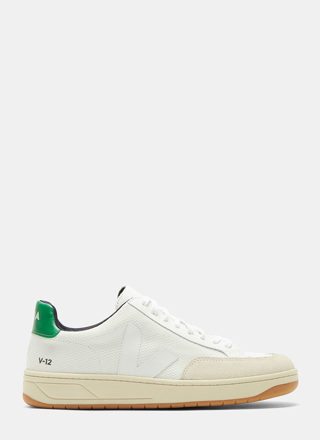Veja V12 Woven Mesh Panelled Low-Top Sneakers aMiCXy