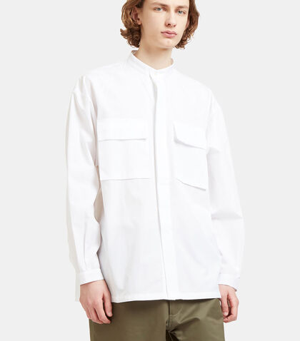 Bulmer Oversized Shirt by E.Tautz
