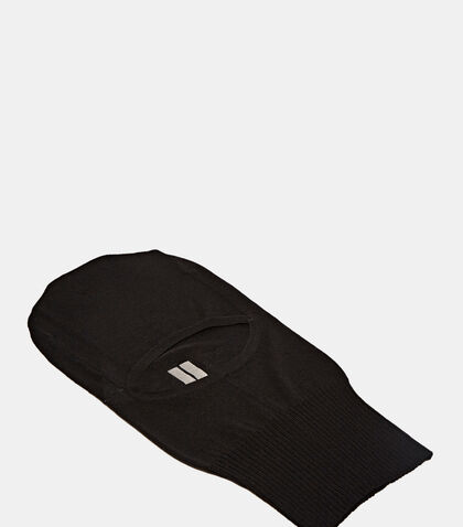 Long Skull Balaclava by Rick Owens