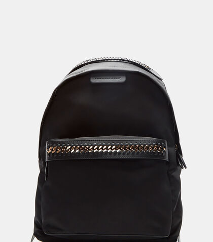 Small Falabella Backpack by Stella McCartney