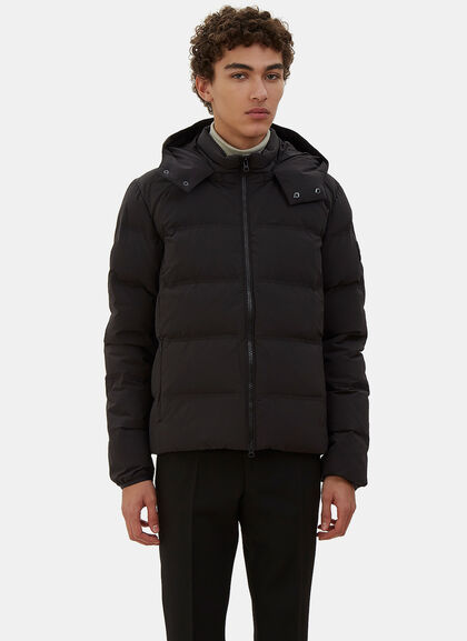 Buy Verbier Quilted Down Jacket by Ecoalf men clothes online