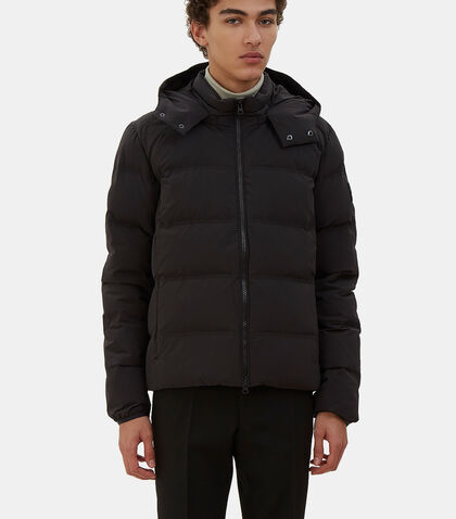 Verbier Quilted Down Jacket by Ecoalf