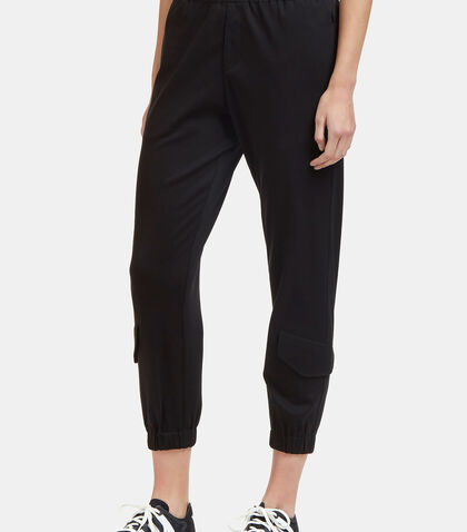 Cropped Track Pants by Y-3