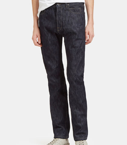 Torino Cut Creased Jeans by Rick Owens Drkshdw