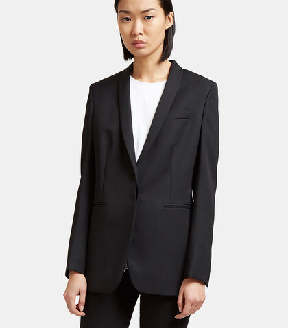 Isla Tuxedo Jacket by Stella Mccartney