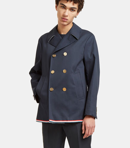 Mackintosh Pea Coat by Thom Browne