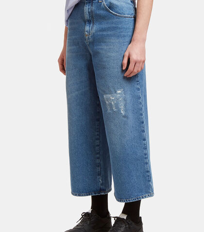 Oversized Fit Jeans by J.W. Anderson