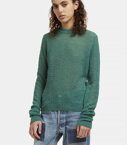 Trixie Alpaca Knit Sweater by Acne Studios