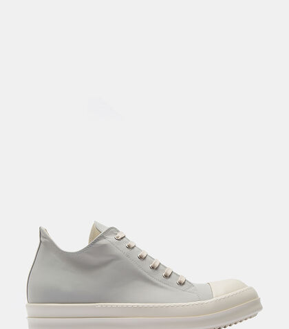 Low-Top Canvas Sneakers by Rick Owens Drkshdw
