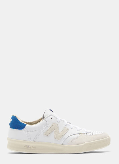 Buy 300 Leather Sneakers by New Balance men clothes online