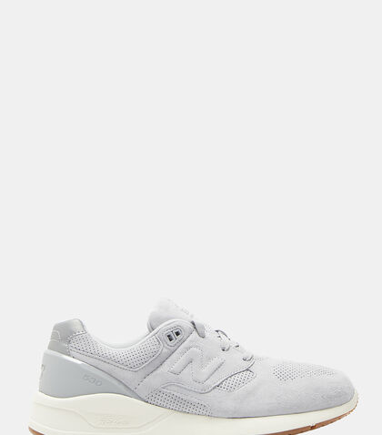 530 Deconstructed Suede Sneakers by New Balance
