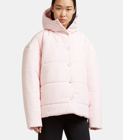 Oversized Puffer Jacket by A.W.A.K.E