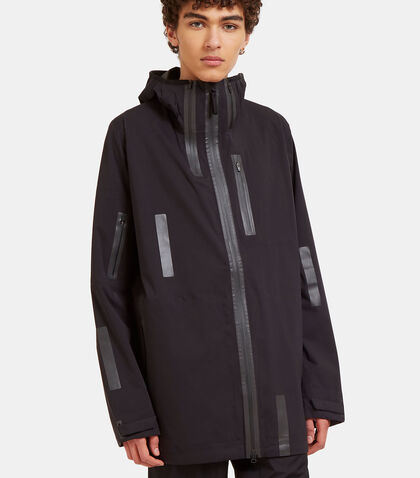 Rain Zip Technical Jacket by Y-3 Sport