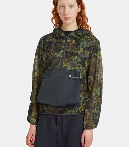 Insect Shield Camo Parka Jacket by Snow Peak