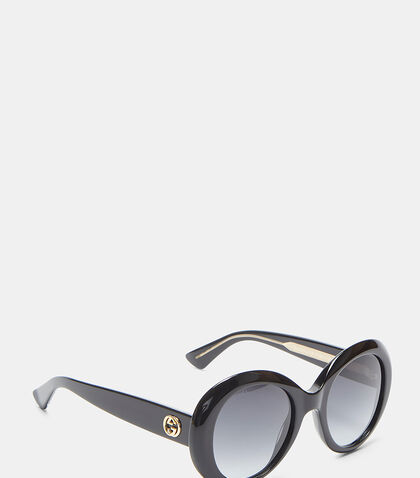 Oval Frame GG0139S Sunglasses by Gucci