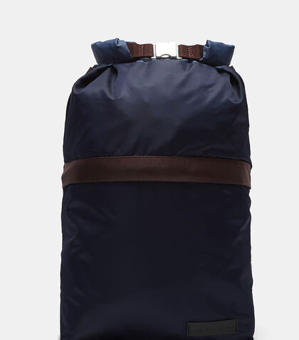 Seatbelt Buckled Backpack by Marni