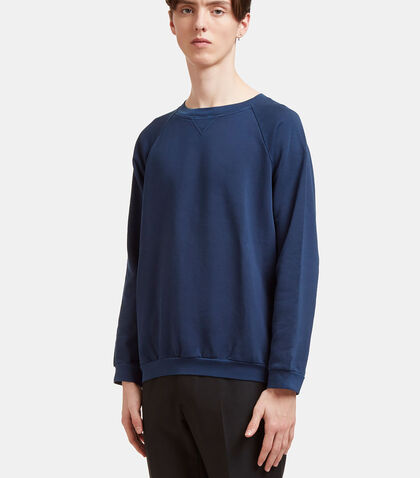 AIEZEN Cotton Crew Neck Sweater by Aiezen