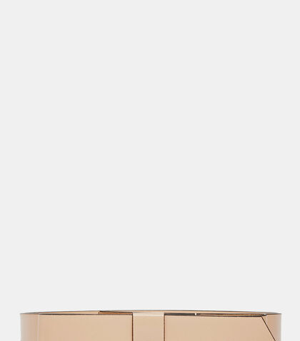 Buffalo Leather Waist Belt by Marni