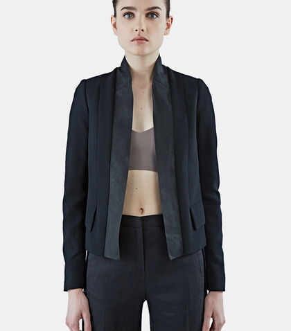 Structured Blazer Jacket by Ilaria Nistri