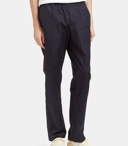 Ari Poplin Straight Leg Pants by Acne Studios