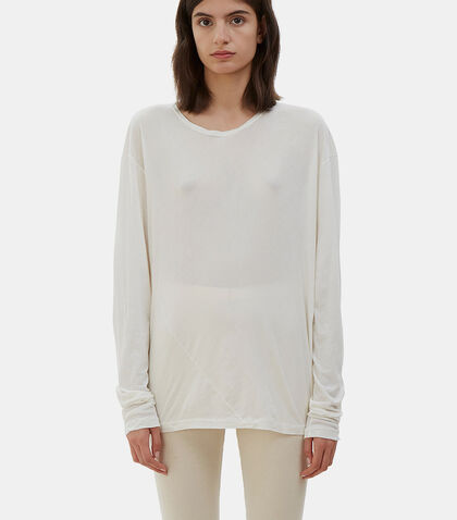 Vellum Long Sleeved Top by Lauren Manoogian