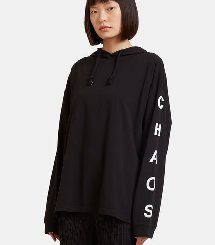 Chaos Hooded Sweater by Alyx
