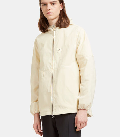 Motion Canvas Hooded Jacket by Acne Studios