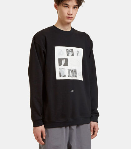 OH Crew Neck Sweater by Colo