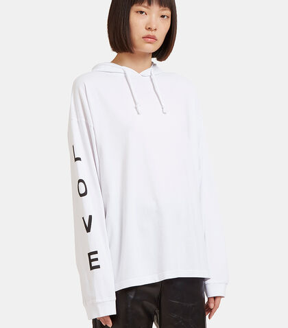 Love Hooded Sweater