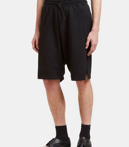 AIEZEN Virgin Wool Blend Shorts by Aiezen