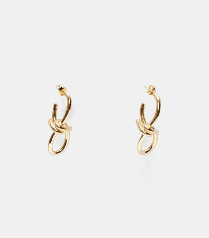 Barbed Wire Earrings by Lauren Klassen