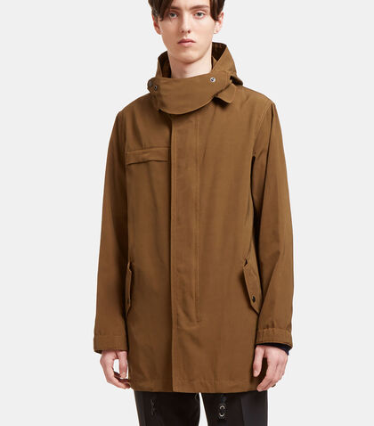 Hooded Parka Jacket by Lanvin