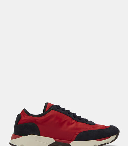 Nylon Low-Top Sneakers by Marni