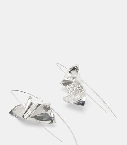 Lancet Earrings by Closer by Wwake