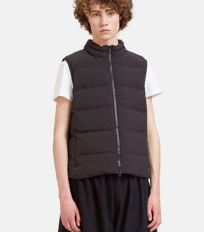 St. Moritz Quilted Vest by Ecoalf