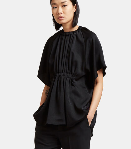 Shaman Ruched Top by Ellery